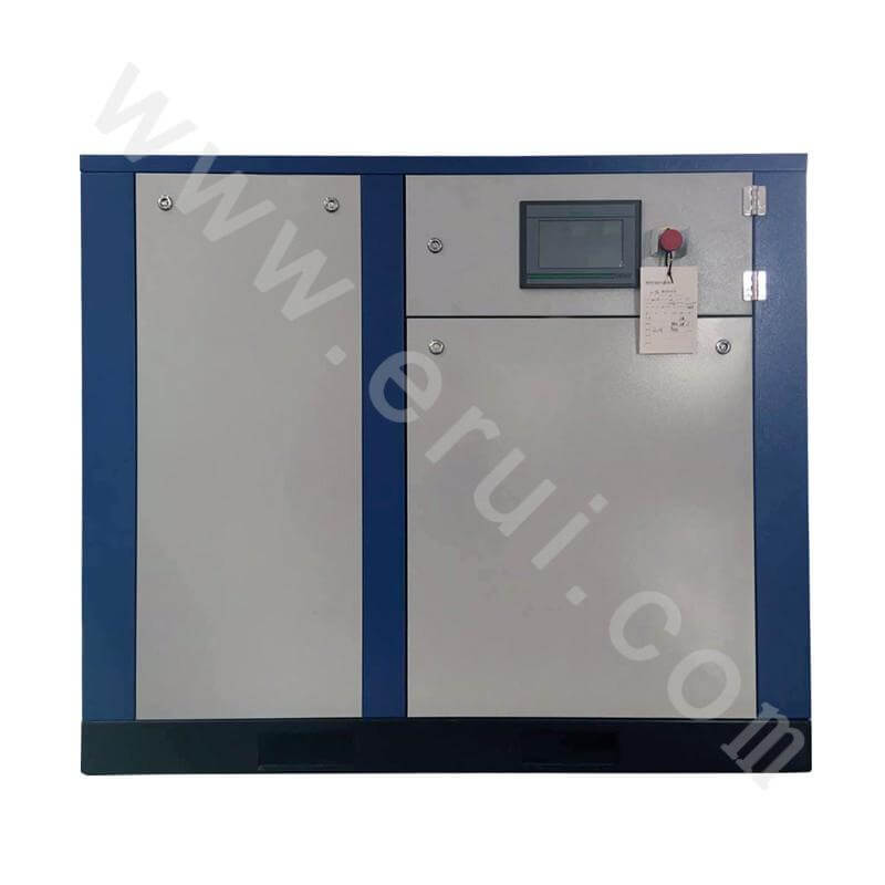 High-energy oil-injected Screw Air Compressor