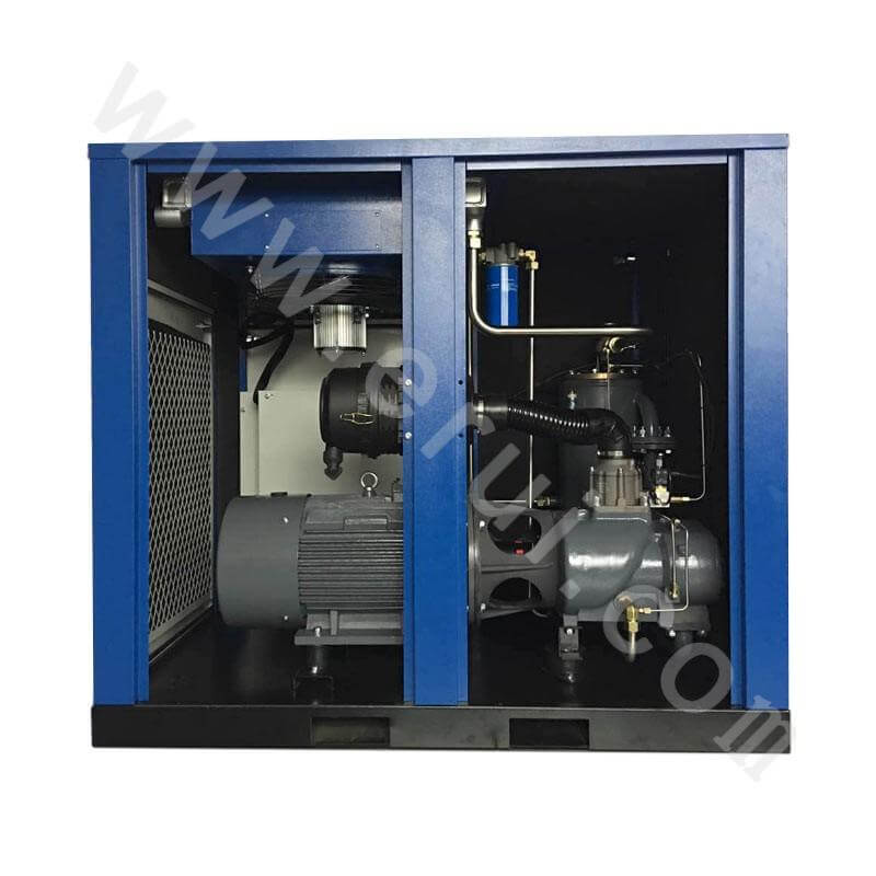 Standard Oil-injected Screw Air Compressor