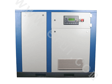 Standard Variable Frequency Injection Screw Compressor